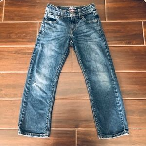 Denizen from Levi's 218 Slim Straight Fit jeans